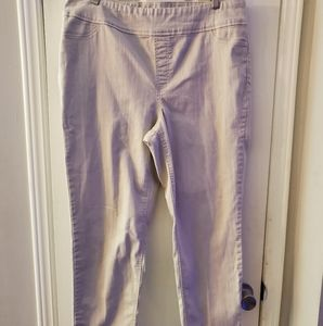 1x Style & Co jeggings